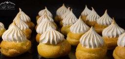 Chou citron meringué
