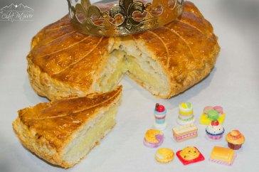 galette crème d'amande