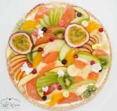 Tarte fruits frais 4